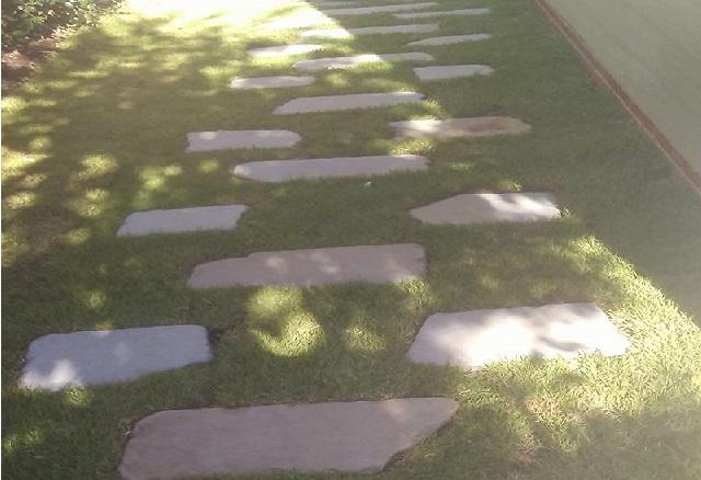 Hardscape Path